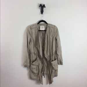 Anthropologie Hei Hei Utility Jacket XS